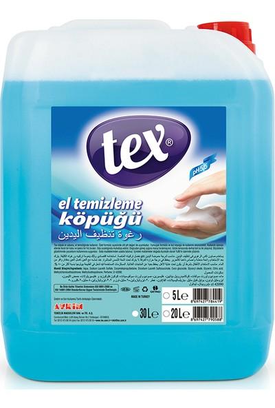 Tex Köpük El Sabunu 5 lt
