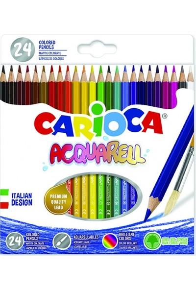 Carioca Acquarell Kuru Boya Kalemi 24'Lü
