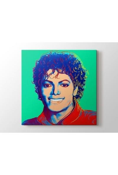 Tablo Kanvas Andy Warhol - Michael Jackson Tablo