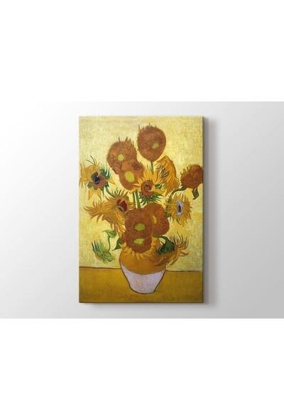 Tablo Kanvas Vincent Van Gogh - Ayçiçekleri Poster