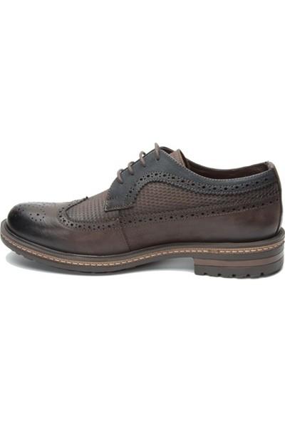 Hammer Jack Kahverengi Yıkama Nubuk Erkek Ayakkabı 102 15650-M