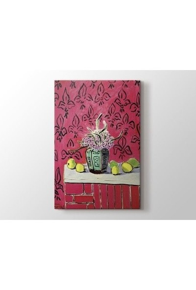 Tablo Kanvas Henri Matisse - Still Life With Lemons Tablo