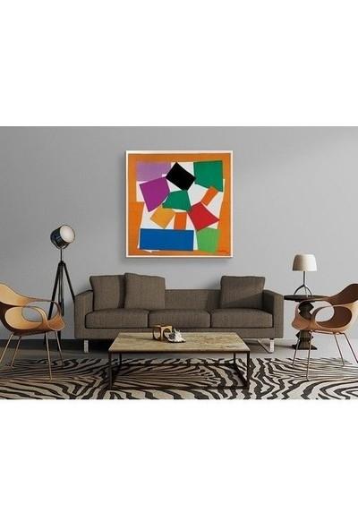 Tablo Kanvas Henri Matisse - The Snail Tablo
