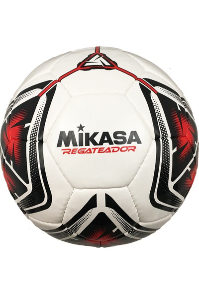 Mikasa El Dikişli Futbol Topu Regateador N 4 Beyaz Kırmızı