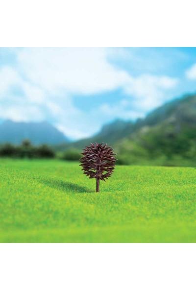 Eshel Maket Yuvarlak Ağaç Dalı Çam 2cm - 7'li