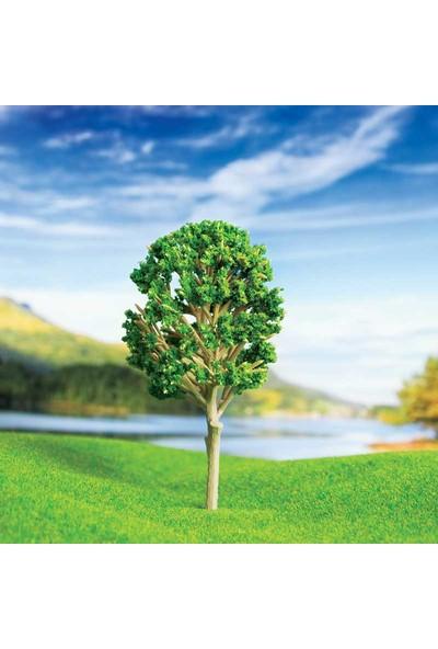 Eshel Maket Ceviz Ağacı 7cm - 3'lü