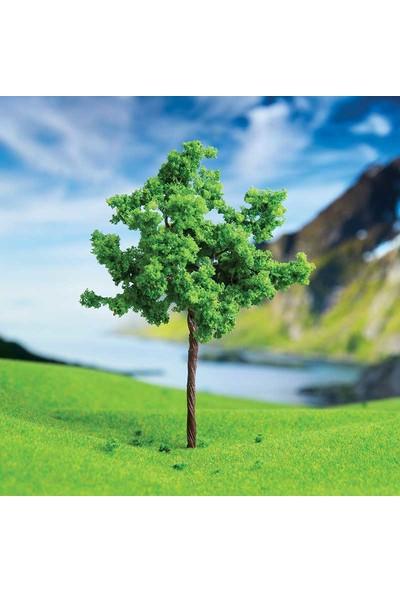 Eshel Maket Kara Ağaç 5cm - 3'lü