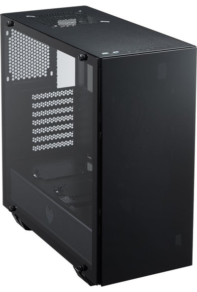 FSP CMT510 USB3.0 MidTower Siyah Kasa