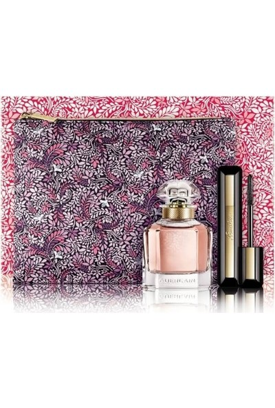 Guerlain Mon Edp 50 ml Kadın Parfüm Seti