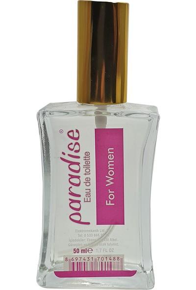 Paradise EDT Kadın Parfüm 50 ml K8 Mifas