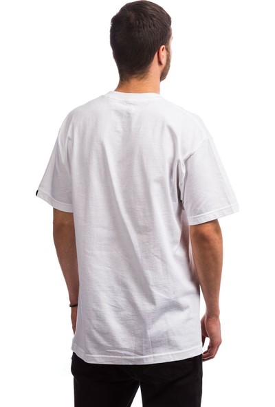 Emerica Amplified T White T-Shirt