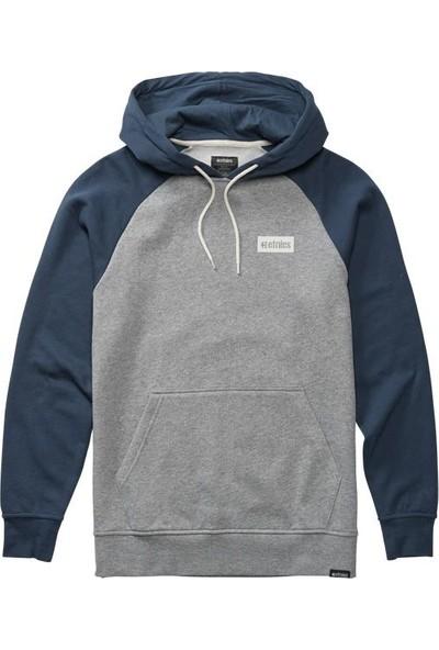 Etnies Corp Box Navy Grey Sweatshirt