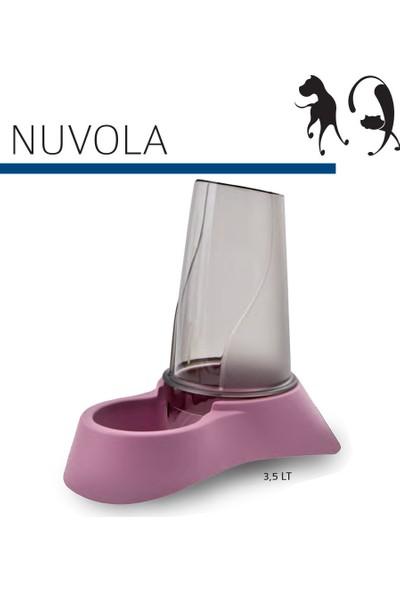 Mp Bergamo Nuvola Hazneli Kedi Köpek Mama Su Kabı 3,5 Litre