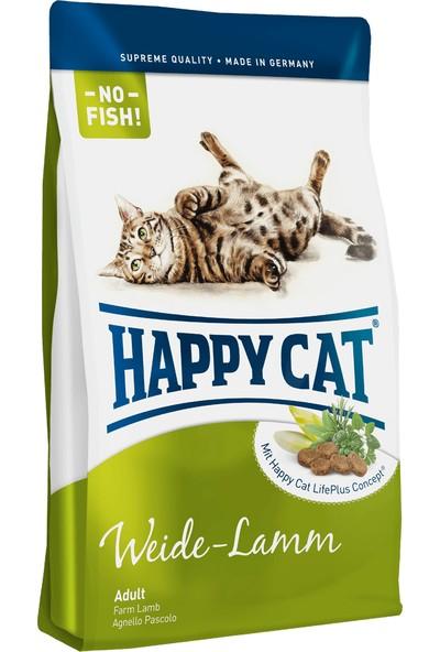 Happy Cat Weide Lamm Kuzu Etli Kedi Maması 1,4 Kg