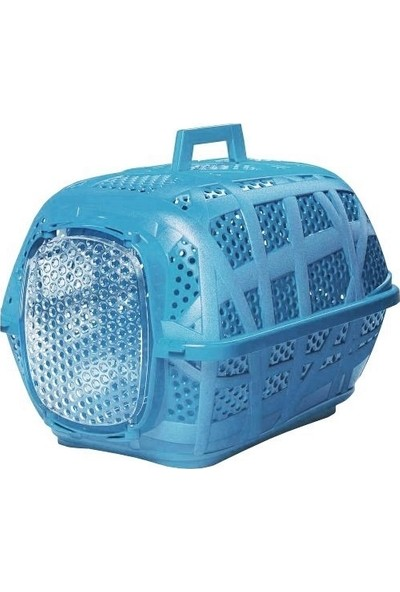 İmac Carry Sport Kedi Köpek Taşıma Çantası Gök Mavisi 48.5X34X32 Cm