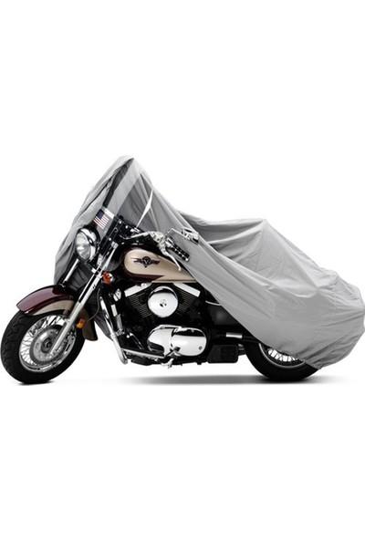 AutoEN Premium Kuba Hasat 100 Motosiklet Brandası Miflonlu Kalın