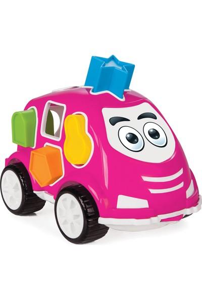 Pilsan Oyuncak 03187P Smart Bultak Araba 19 x 13 cm