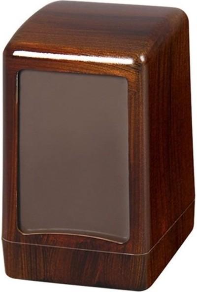 Palex Dispenser Peçete Aparatı Ahşap Ağır 6' lı