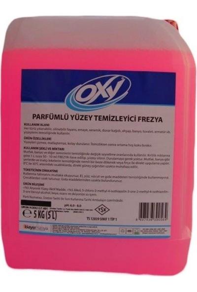 Oxy Genel Yüzey Temizleyici 5 kg 4' lü