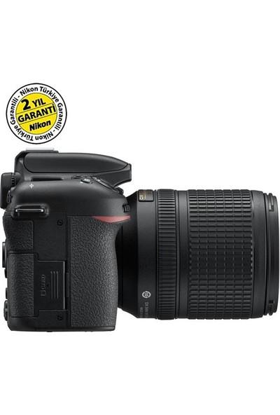 Nikon D7500 18-140mm VR Fotoğraf Makinesi Distribütör Garantili