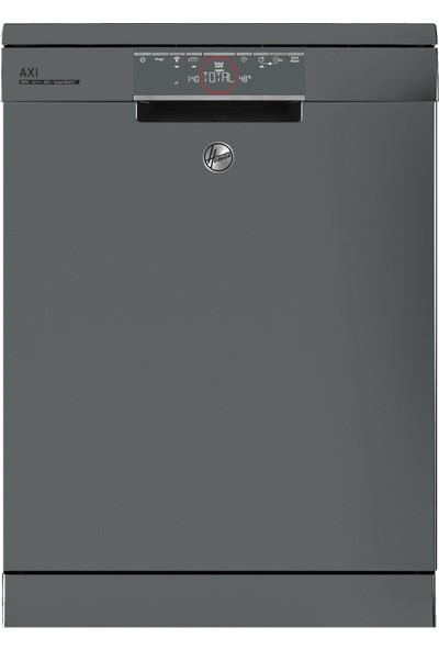 Hoover HFDN 4S600PX-17 A+++ 12 Programlı Wi-Fi + Bluetooth Bağlantılı Bulaşık Makinesi