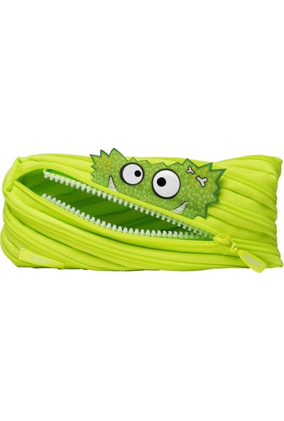 Zipit Talking Monstar Pouch Kalem Kutusu Yeşil
