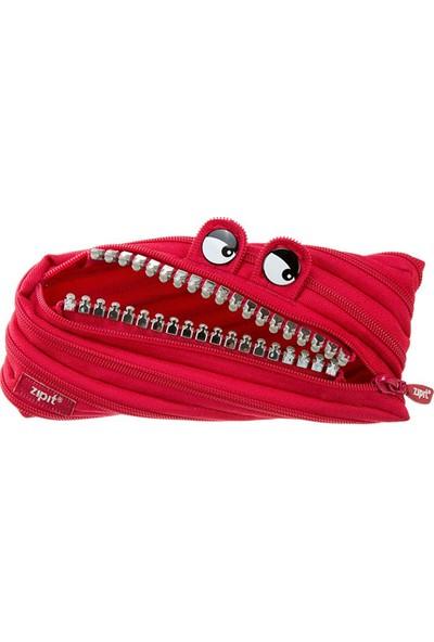 Zipit Grillz Monster Pouch Kalem Kutusu Kırmızı
