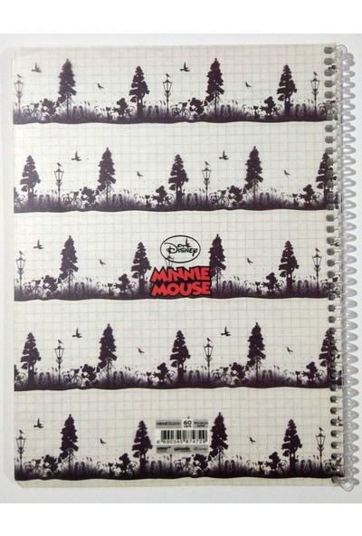 MyNote Minnie Mouse Defter