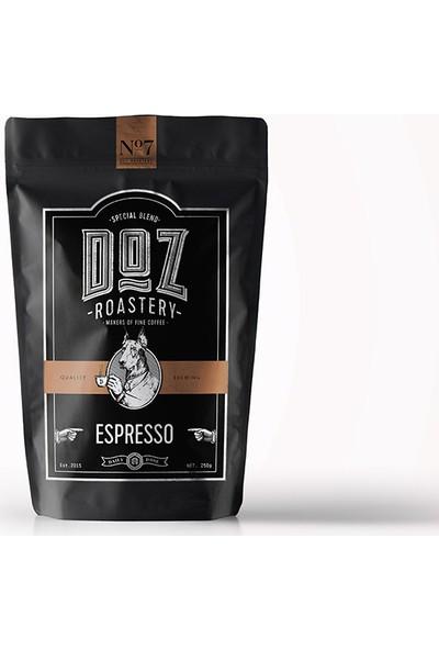 Doz Roastery Daily Dose Espresso 250 gr