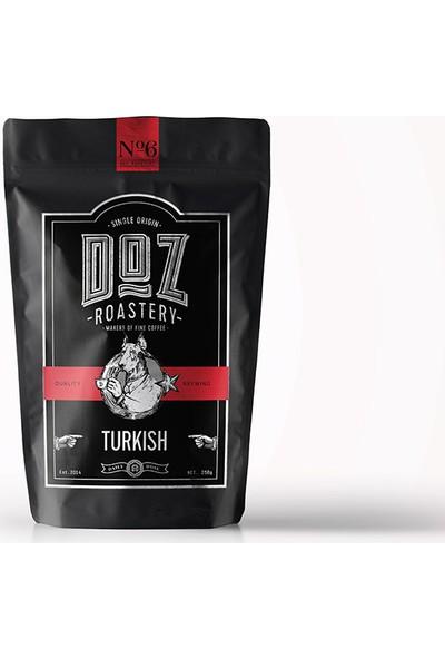 Doz Roastery Türk Kahvesi 250 gr