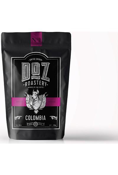 Doz Roastery Colombia Filtre Kahve 250 gr