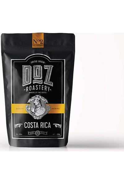 Doz Roastery Costa Rica Filtre Kahve 250 gr