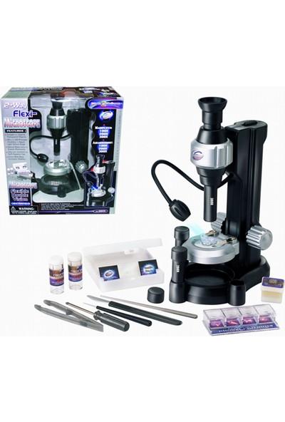 Eastcolight Bilim Mikroskop Set 2 Yönlü Flexi