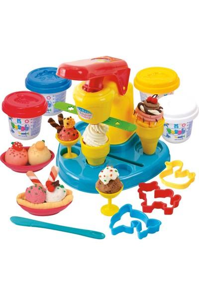 Play Go Oyun Makineli Hamur Set Dondurma Yapimi