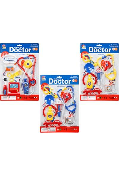 Junior Doc. Doktor Seti 8 Parça