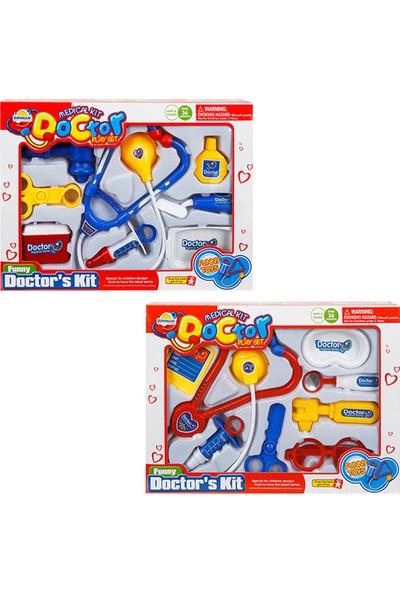 Junior Doc. Kutulu Doktor Seti 8 Parça
