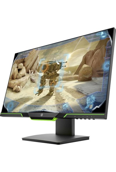"HP 25X 24,5"" 144Hz 1ms (HDMI+Display) Full HD FreeSync Oyuncu Monitör (3WL50AA)"