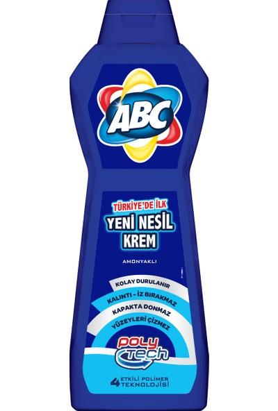 ABC Yeni Nesil Krem 750 ml Amonyaklı