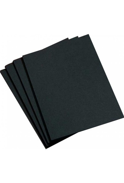 Lino Maket Kartonu Siyah 3 Mm 50X70Cm Fb-5701B