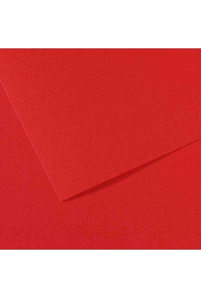 Canson Fon K. 50X65 160Gr Grenli Brıght Red 321204