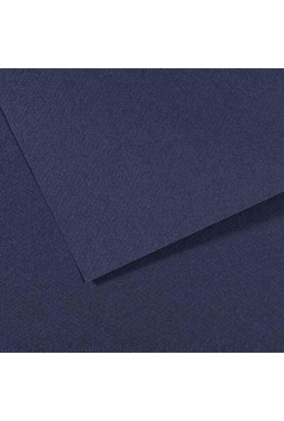 Canson Fon K. A4 160Gr Grenli Indıgo Blue 321653