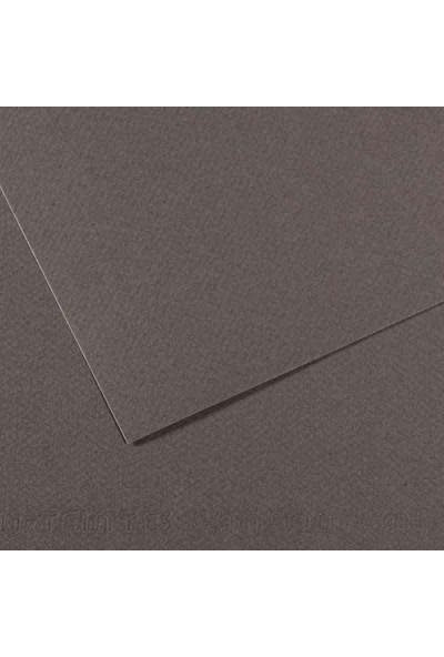 Canson Fon K. A4 160Gr Grenli Dark Grey 321659
