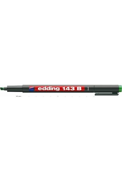 Eddıng Asetat Kalemi E-143B Sarı