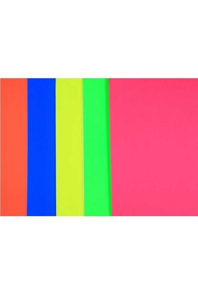 Lino Maket Kartonu 5 Renk 5Li (50X70Cm) 2727Jq