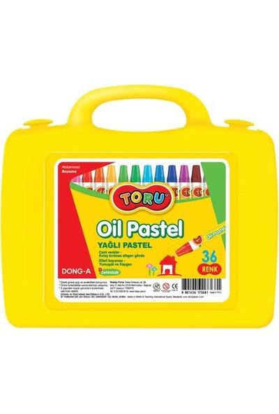 Dong-A Pastel Boya 36 Renk Plastik Çanta 262136