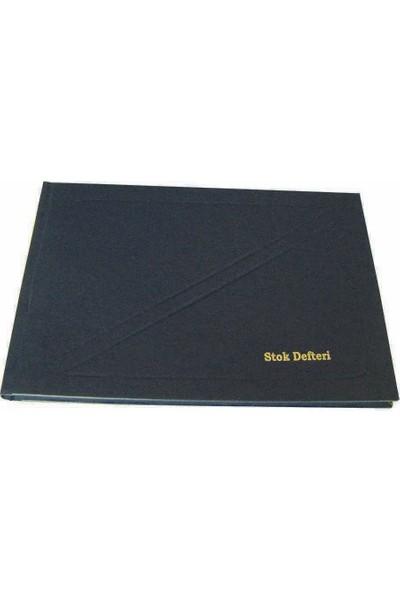 Dilman Stok Defteri 17X24 96 Yp