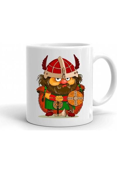 Scubapromo Viking Şef Baskılı Kupa