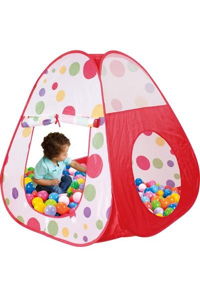 Babycim Oyun Çadırı Kırmızı