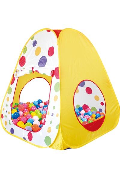 Babycim Oyun Çadırı Sarı