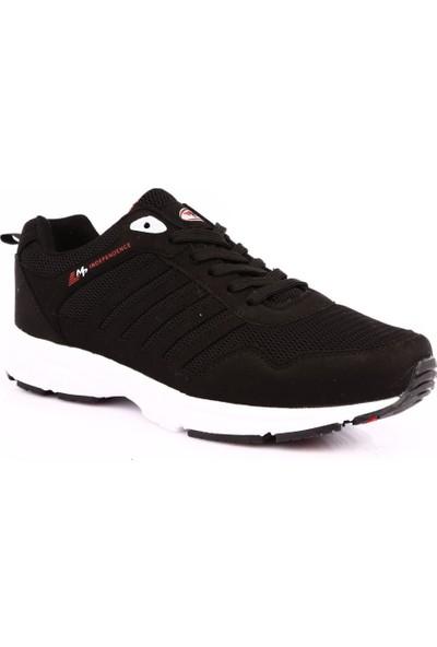 M.P 191-6803Mr Erkek 191-6803 Mr Spor Casual Spor Ayakkabı Siyah-Beyaz